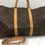 Louis vuitton keepall 50 ปี 2000