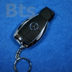 ไฟแช็ครูปแบบรีโมทรถยนต์ Benz