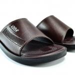 รองเท้าแตะหนัง ADDA 7Q13 สีน้ำตาล 44-45
