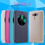 เคส Asus Zenfone 3 Laser(ZC551KL) NILLKIN NEW LEATHER CASE-Sparkle Leather Case