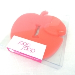 Apple Glass Coaster