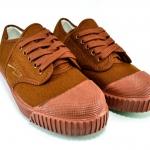 รองเท้าผ้าใบ Nanyang นันยาง น้ำตาล เบอร์ 37-42