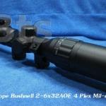 Scope Bushnell 2-6 x32AOE
