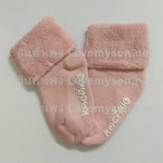 ถุงเท้าเด็กกันลื่นอย่างหนา ไซส์ 10-12,12-14 ซม. MSH70