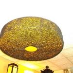 โคมไฟหวายแบบแขวนเพดาน Rattan Ceiling Lamp (RCL007)