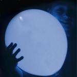 ลูกโป่ง LED สีน้ำเงิน แพ็ค 5 ชิ้น ไฟสว่างเหมือนโคมไฟ (LED Blue Balloon - LED Fixed Mode)