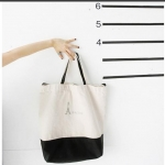 B004 Paris Shopping Bag