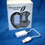 USB Sound Adapter 7.1 Xear 3D