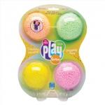 ของเล่นเสริมพัฒนาการ Playfoam Sparkle 4-Pack