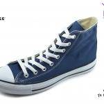 รองเท้าผ้าใบ Converse All star hi navy (รุ่นคลาสสิค)