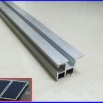 รางยึดแผงโซล่าเซลล์ solar Alu Standard Rail 4.2m อุปกรณ์ติดตั้งแผงโซล่าเซลล์ ผลิตจากอลูมิเนียมอัลลอยคุณภาพดี รางยาว 4.2เมตร จำนวน1เส้น