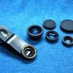 Universal Clip Lens 3 in 1 สำหรับมือถือทุกรุ่น
