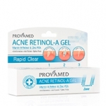 Provamed Acne Retinol-A Gel โปรวาเมด แอคเน่ เรตินอล-เอ เจล 10 g. (สีฟ้า)