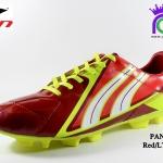 รองเท้าสตั๊ด PAN แพน สีแดงเหลือง เบอร์ 39-44