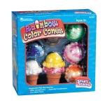 ของเล่นเสริมพัฒนาการ Smart Snacks Rainbow Color Cones