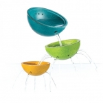 ของเล่นไม้ ของเล่นเด็ก ของเล่นเสริมพัฒนาการ Fountain Bowl Set ชุดสร้างน้ำพุ (ส่งฟรี)
