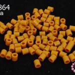 เม็ดบีทรีดร้อน สีน้ำตาลอ่อน 5 มิล (1ขีด/100กรัม)