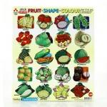 เกมการศึกษา handtoy Stick Fruit Shaps (4051) | สินค้าหมด