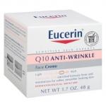 ครีมบำรุงผิวหน้า Eucerin Q10 Anti-Wrinkle Face Creme (48g.)