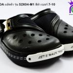 รองเท้า ADDA แอ๊ดด้า รุ่น 52X04-M1 สีดำ