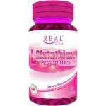 Real Elixir L-Glutathione Complex 600 mg 30 capsules ผิวขาวอย่างมีสุขภาพดีได้ด้วยสูตรที่ลงตัวในเม็ดเดียว
