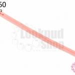 ซิปล็อค TW สีโอรส 16นิ้ว(1เส้น)