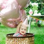 ลูกโป่งฟลอย์รูปหัวใจ สีชมพูมุก ไซส์ 18 นิ้ว - Heart Shape Foil Balloon Pearl Pink Color / Item No.TL-G015
