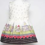เสื้อผ้าเด็ก ชุดเดรส ชุดกระโปรงสำหรับเด็กผู้หญิง Dream City (ส่งฟรี)