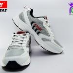 รองเท้าผ้าใบ วิ่ง บาโอจิ ชาย รุ่นDK99393 สีขาว เบอร์41-45