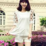 ขาว ไซด์ M