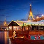 เรือแห่งสยาม มรดกเรือไทย ล่อง2นคร อิ่มบุญอิ่มท้องล่องตลาดน้ำ กรุ๊ปเหมาตามรอยพระบาทโชว์แสงสีเสียง ที่แรกและ ที่เดียวในประเทศไทย Tel:084-3241646