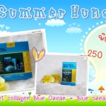 Promotion Set Collagen Blue Ozean มาดามเฮง