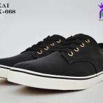 รองเท้าผ้าใบชายสปอร์ต Y.BOKAI รุ่นBOK-668 สีดำ เบอร์41-45