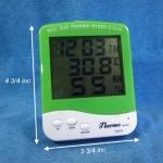 Thermo & Hygro with Clock (วัดความชื้น)