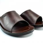 รองเท้าแตะหนัง ADDA 7F13 สีน้ำตาล 44-45