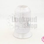 เชือกเทียน ตราน้ำเต้า สีขาว #900 (1ม้วน)