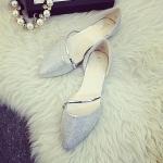รองเท้าโรมันสีMirror
