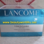 Lancome visionnaire Correcting Polishing Cream 50 ml. & POLISHING PAD ลดพิเศษ 35%