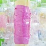 ริบบิ้น สีชมพูเข้ม สำหรับผูกลูกโป่ง ยาว 10 เมตร - Ribbon Hot Pink Color For Balloon
