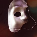 หน้ากากแฟนซี Fancy Party Mask /Item No. TL-R035