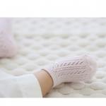 ถุงเท้าลูกไม้ 10-12,12-14 MSH57