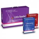 โปรแกรมเสริมสร้างพัฒนาการเด็ก Little Reader Deluxe + Little Math Basic + Little Musician Basic ชุดสุดคุ้ม (ส่งฟรี EMS)