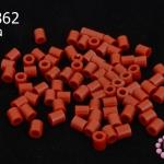 เม็ดบีทรีดร้อน สีน้ำตาลแดง 5 มิล (1ขีด/100กรัม)