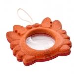 ของเล่นไม้ ของเล่นเด็ก ของเล่นเสริมพัฒนาการ Crab Magnifier 6 ชิ้น (ส่งฟรี)