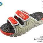 Scholl Cyclone twotone (ไซโคลน ทูโทน) Red/Silver