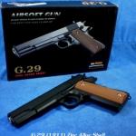 ปืนอัดลมขนาดเท่าจริง G.29 (1911 US.ARMY)