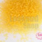 ลูกปัด Miyuki สีทองด้าน #132F 2มิล(10กรัม)