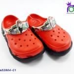 รองเท้าแอ๊ดด้า เด็ก ADDA รุ่น 52804-C1 สีแดง เบอร์ 8-3