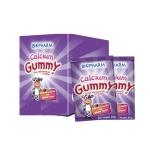 Biopharm Calcium Gummy Grape Flavor ไบโอฟาร์ม แคลเซียม กัมมี่ กลิ่นองุ่น แบบ 1 ซอง
