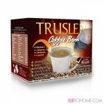 TRUSLEN COFFEE BURN กาแฟเพื่อสุขภาพ เพิ่มแอล-คาร์นิทีน และ ไฟเบอร์ซอล2 มีส่วนช่วยในการทำงานของระบบขับถ่าย